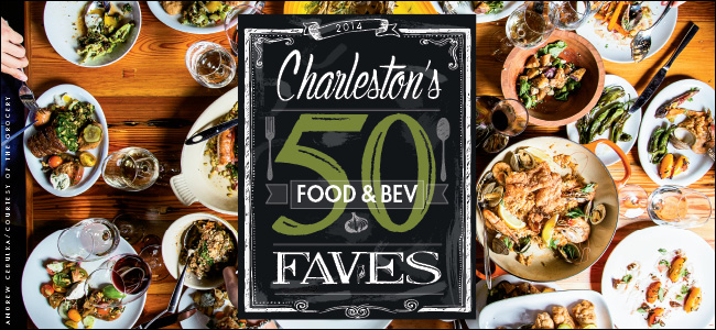 Charleston Magazine Reader's Choice Best Food Blogger