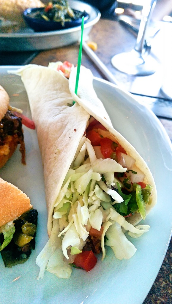 "If you've got ""Taco"" in the name, you should make sure that your tacos are the best thing on the menu."