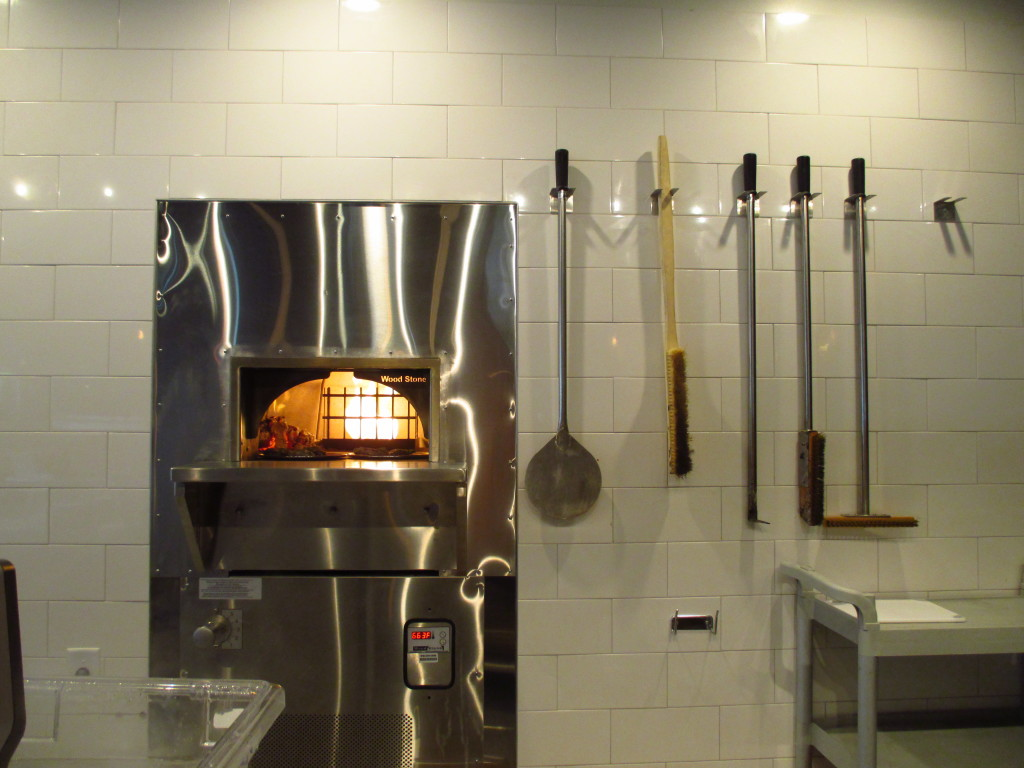 Pizza ovens are my favorite type of oven.
