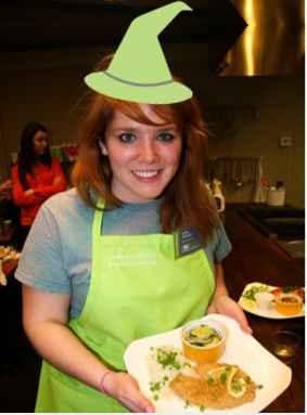 I'm a sorceress who dirties 100 dishes for 1 meal.