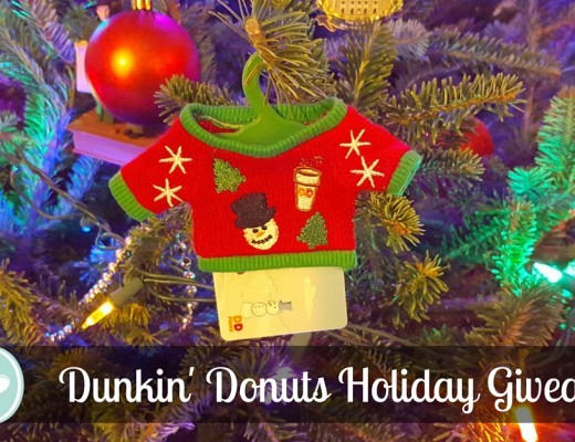 Dunkin' Donuts Holiday Giveaway (2)