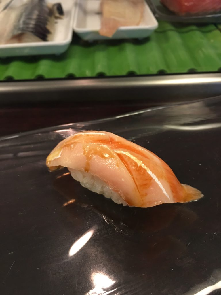 Salmon Belly Nigiri