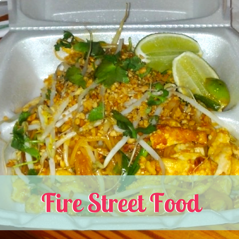 Fire street food queen of the food age for Cuisine queen