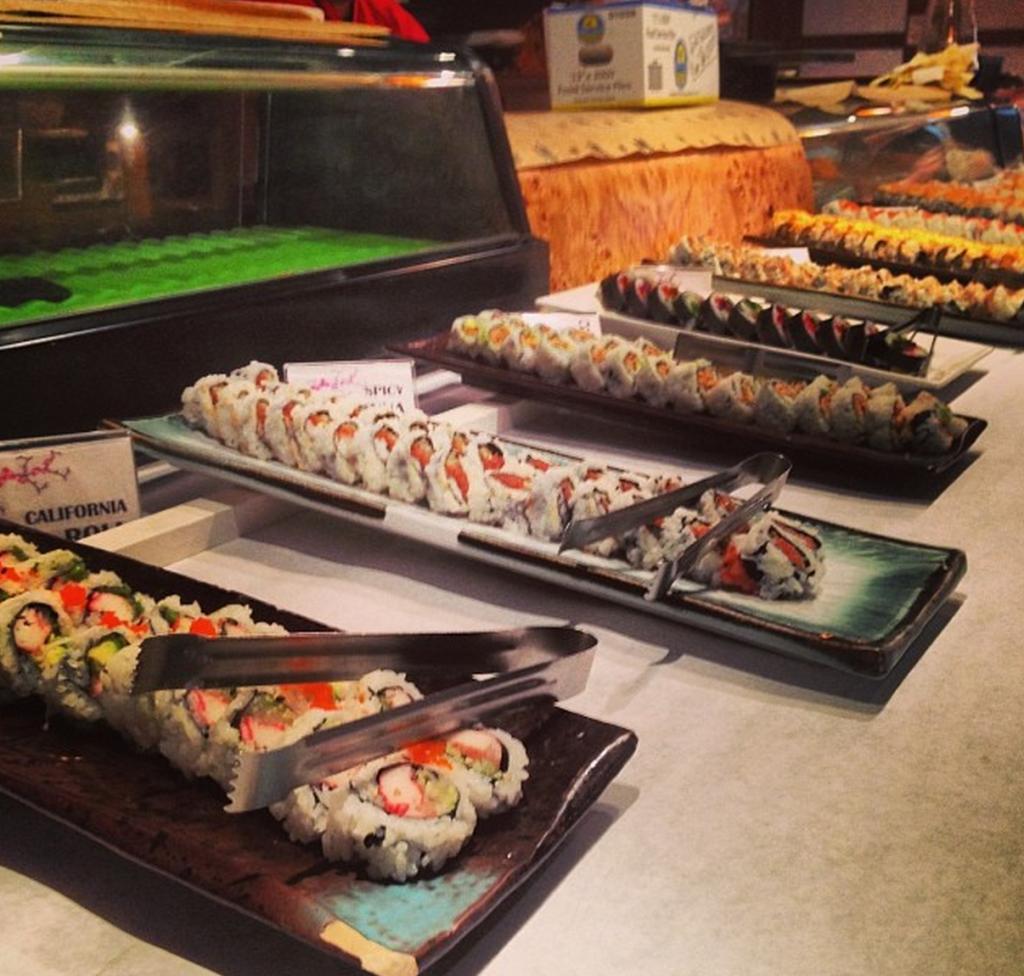 Sushi-palooza