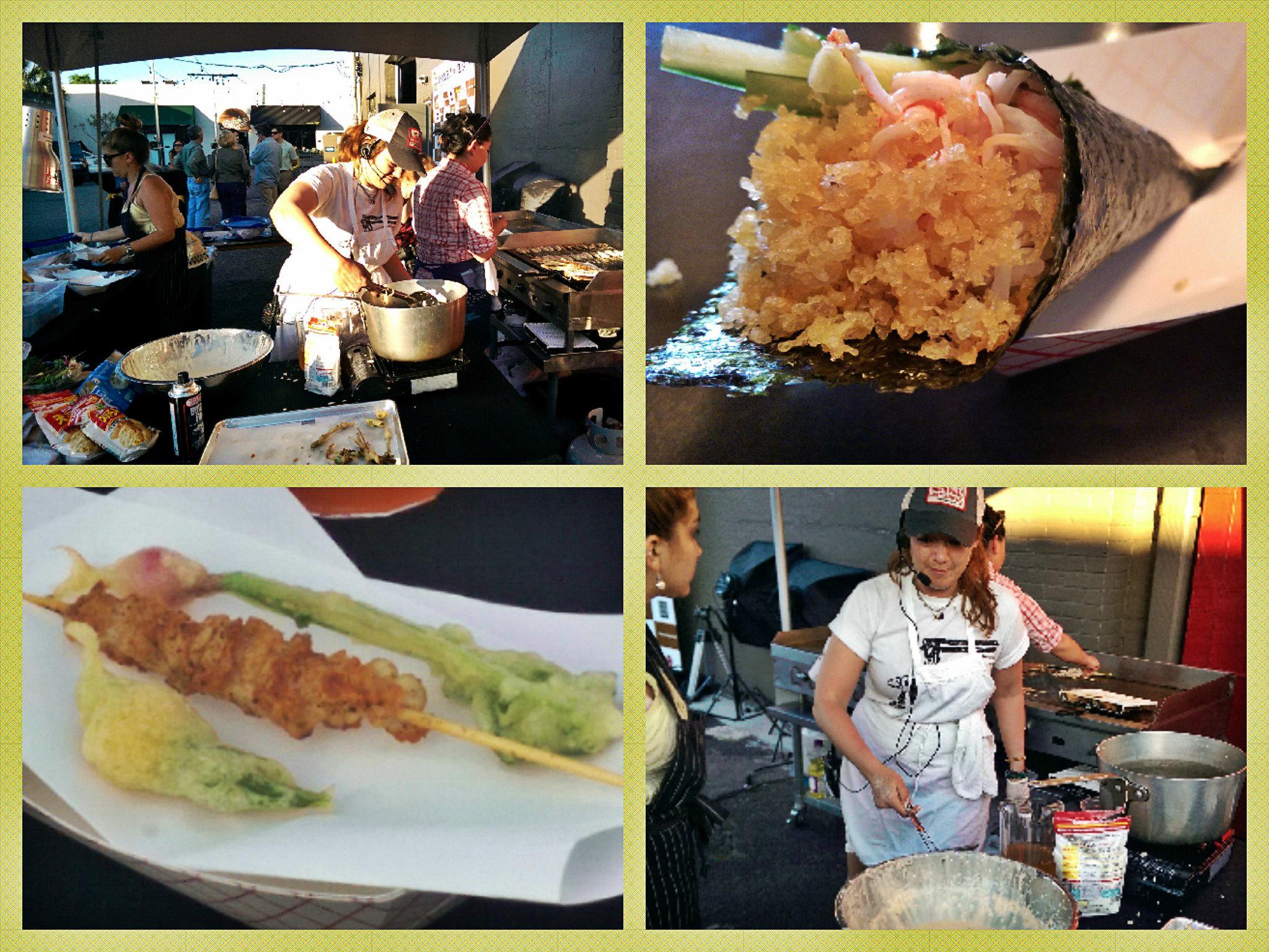 food film fest 3 pre party