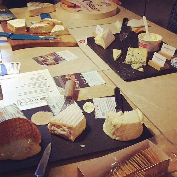 cheese-tasting