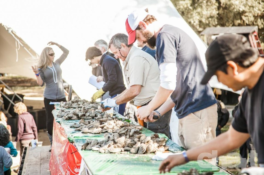 A Shucker's Guide to the Lowcountry Oyster Festival 1/31/16
