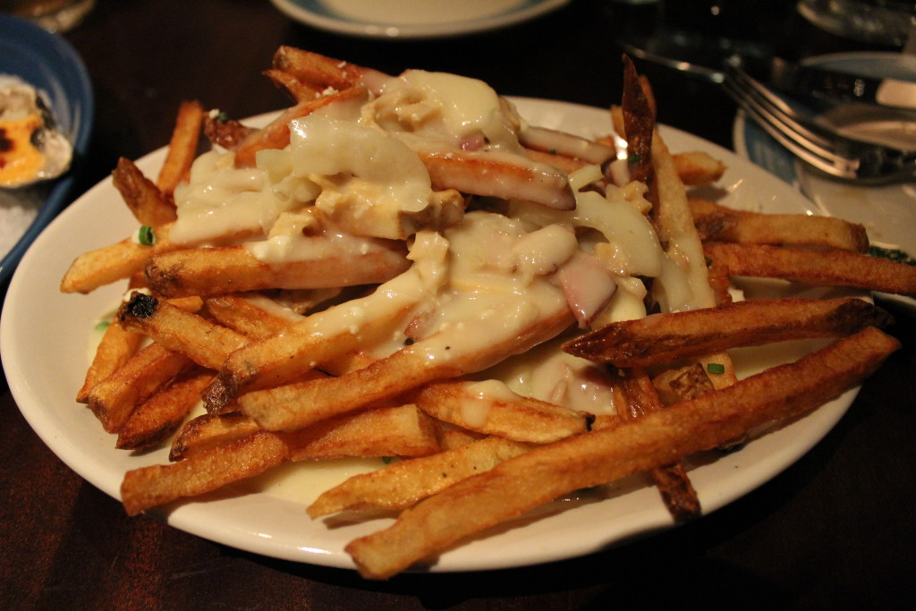 There are few foods that aren't improved by putting them over french fries.